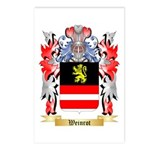 Weinrot Postcards (Package of 8)