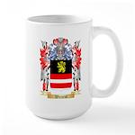 Weinrot Large Mug