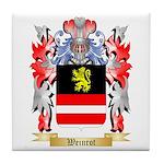 Weinrot Tile Coaster