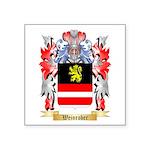 Weinrober Square Sticker 3