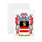Weinrober Greeting Card