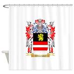 Weinrober Shower Curtain