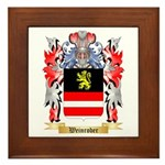 Weinrober Framed Tile