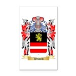 Weinrib Rectangle Car Magnet
