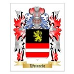 Weinrebe Small Poster