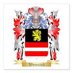 Weinraub Square Car Magnet 3