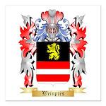 Weinpres Square Car Magnet 3