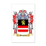 Weinpres 20x12 Wall Decal