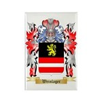 Weinlager Rectangle Magnet (100 pack)
