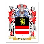 Weinlager Small Poster