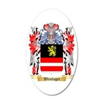 Weinlager 20x12 Oval Wall Decal