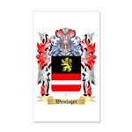 Weinlager 20x12 Wall Decal