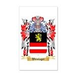 Weinlager 35x21 Wall Decal
