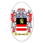 Weinish Sticker (Oval 50 pk)
