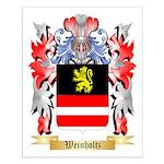 Weinholtz Small Poster