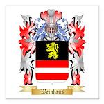 Weinhaus Square Car Magnet 3