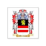 Weinhaus Square Sticker 3