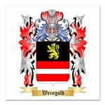 Weingold Square Car Magnet 3