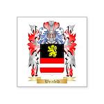 Weinfeld Square Sticker 3