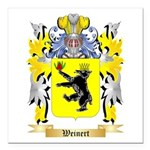 Weinert Square Car Magnet 3