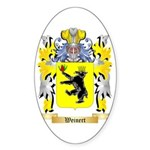 Weinert Sticker (Oval 50 pk)