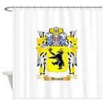Weinert Shower Curtain