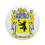Weinert Round Ornament