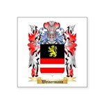 Weinermann Square Sticker 3
