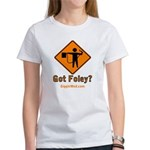 Foley Flagger Sign Women's T-Shirt