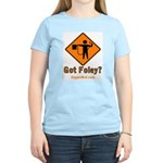 Foley Flagger Sign Women's Light T-Shirt