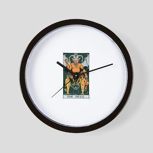 Cheeky devil Wall Clock