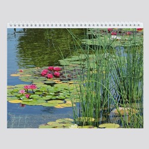 Iowa Seasons Wall Calendar