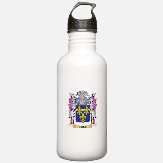 Birks Coat of Arms (Fa Water Bottle