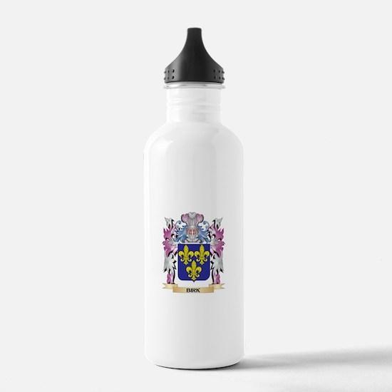 Birk Coat of Arms (Fam Water Bottle