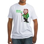 Half Paddy Fitted T-Shirt