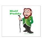 Half Paddy Small Poster