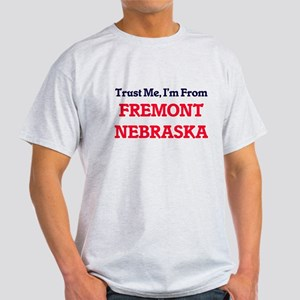 Trust Me, I'm from Fremont Nebraska T-Shirt
