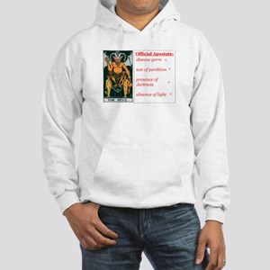 Apostate Hooded Sweatshirt