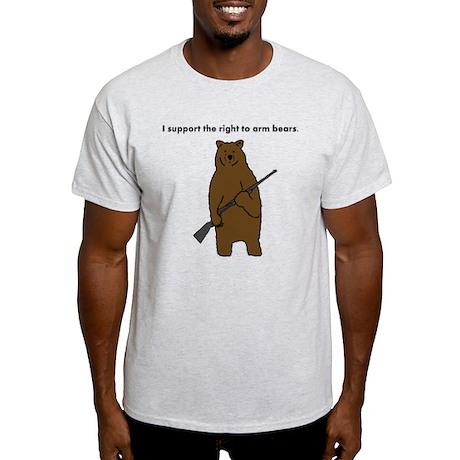 Right to Arm Bears Light T-Shirt