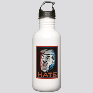 Hate Trump Stainless Water Bottle 1.0L