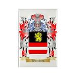 Weinbren Rectangle Magnet (100 pack)