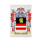Weinblatt Rectangle Magnet (10 pack)