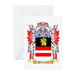 Weinblatt Greeting Cards (Pk of 20)