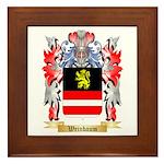 Weinbaum Framed Tile