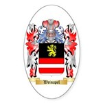 Weinapel Sticker (Oval)