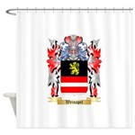 Weinapel Shower Curtain