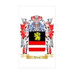 Wein Sticker (Rectangle 50 pk)