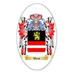 Wein Sticker (Oval 10 pk)