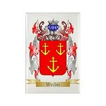 Weiller Rectangle Magnet (100 pack)