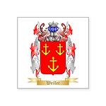 Weiller Square Sticker 3